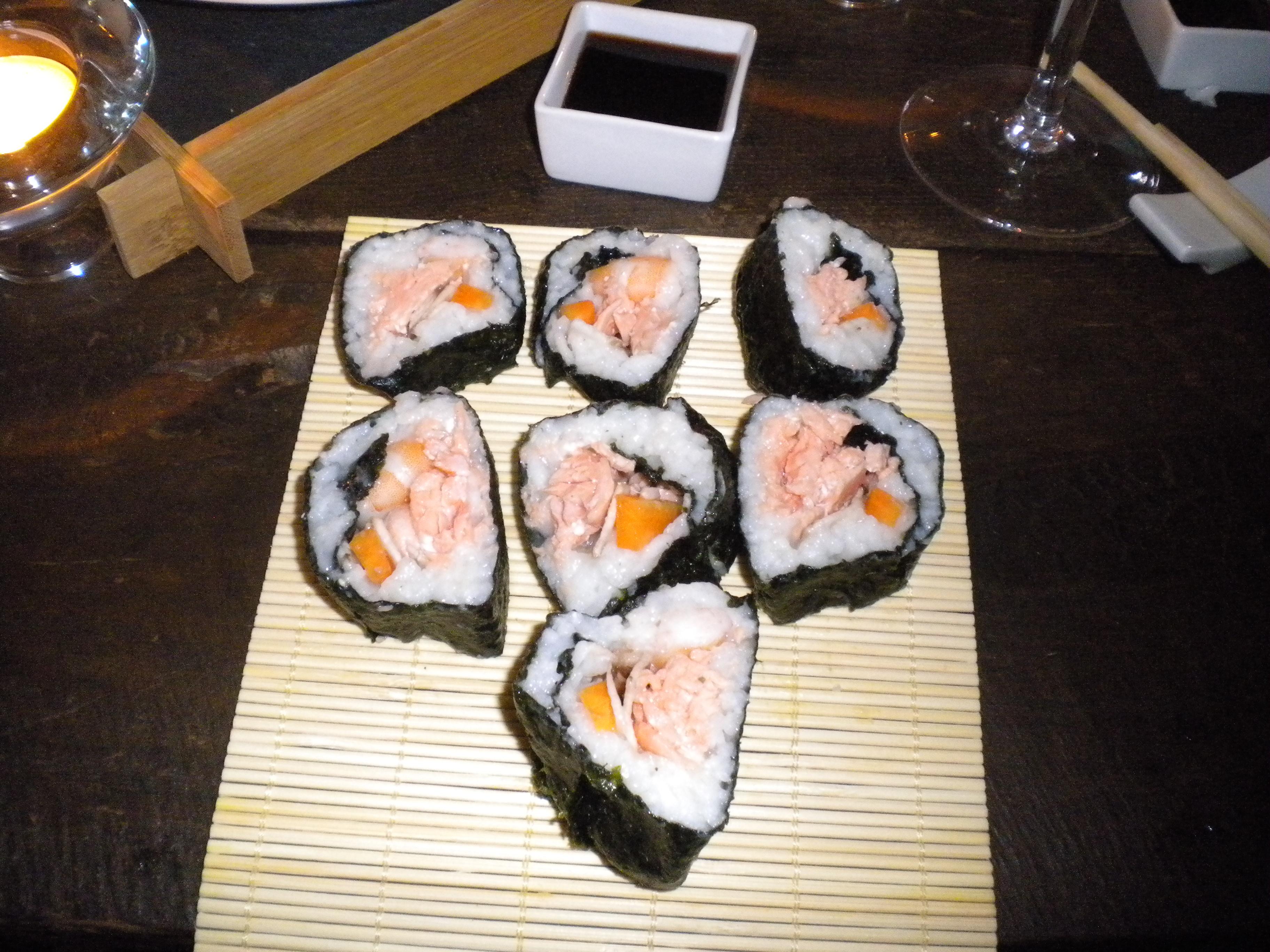 Il nostro sushi - Il Soffio di Zefiro