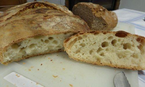 Pane senza impasto!