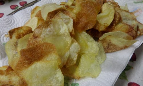 Patate fritte fatte in casa