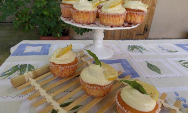Cupcakes al limone – dolcetti belli e buoni