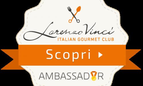 """Ambassador per """"Lorenzo Vinci"""""""