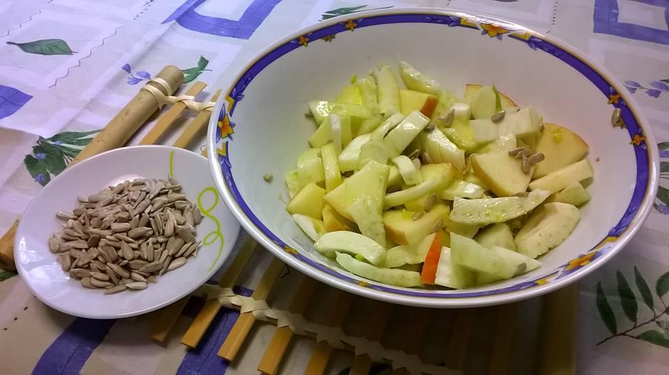 mele e finocchi