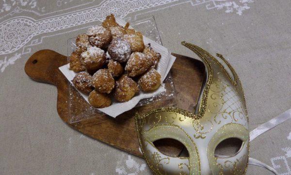Le più buone castagnole di Carnevale