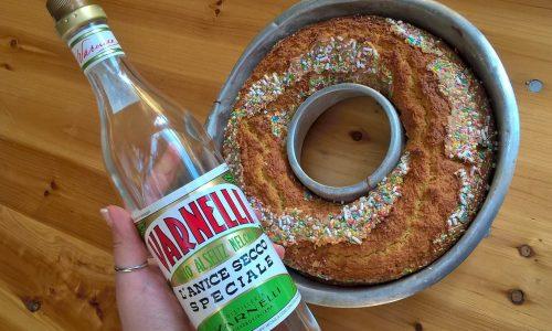 Ciambellone al Varnelli – Tradizione a colazione