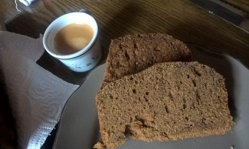 Non solo pane con la MdP! – Plumcake al caffè