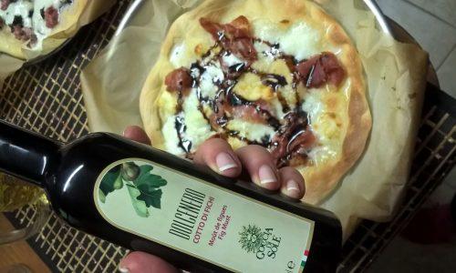 Mica pizza e fichi ;)