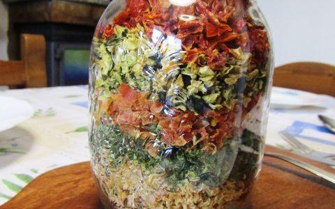 Minestrone di stagione con verdure essiccate Farris