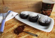 Tortini al cacao, senza uova e lattosio – light ma con gusto!
