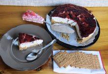 Cheesecake di ricotta alle ciliegie, senza cottura – il dolce dell'estate