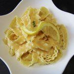 Pasta al limone – un primo veloce, fresco e profumato per questa estate!