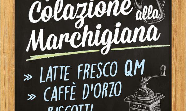 La Colazione Marchigiana – La forza della cooperazione.