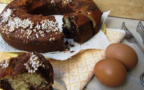 Ciambella Marmorizzata – grande classico per la colazione