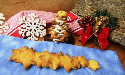 Albero di Natale.. DI BISCOTTI! - decorazione natalizia