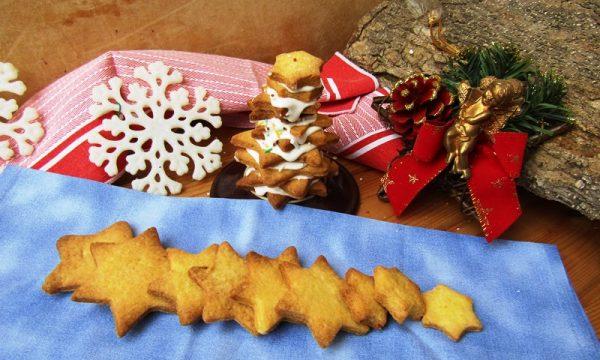 Albero di Natale.. DI BISCOTTI! – decorazione natalizia