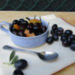 """Olive nere alla Marchigiana - La """"Lia"""" griccia"""