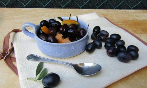 """Olive nere alla Marchigiana – La """"Lia"""" griccia"""