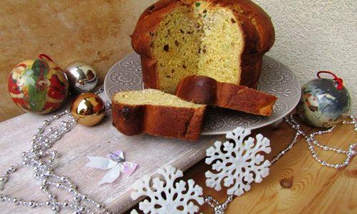 Panettone fatto in casa – ricetta facile per le feste