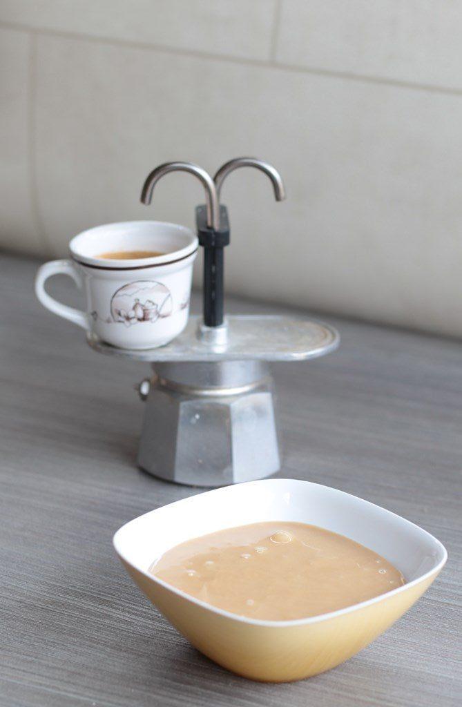 La nostra glassa al caffè