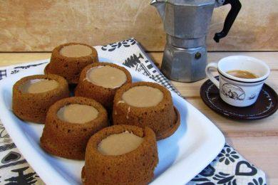 Tortini glassati al caffè – non potrete farne a meno!