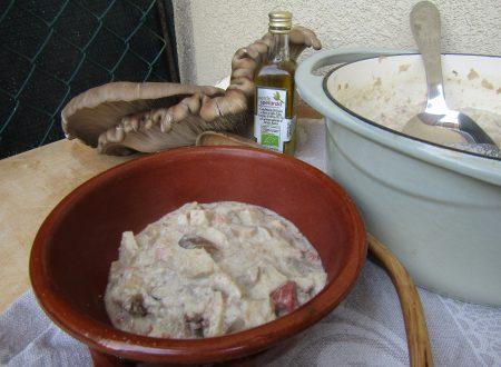 Zuppa di Funghi - gustosissima