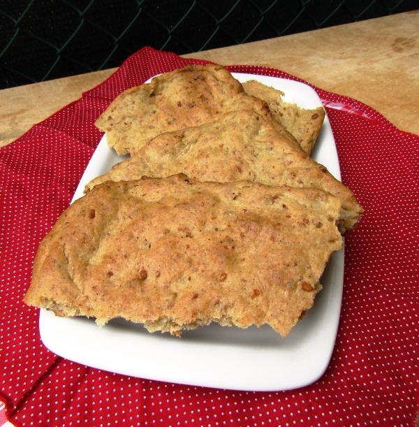 Pizza coi grasselli delle Marche