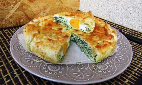 Torta salata ricotta e spinaci – la nostra preferita!