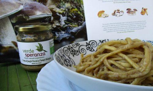 Tagliatelle ai funghi porcini – il paradiso a tavola