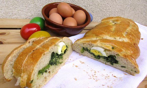 Pane Pasqualino – colore a tavola nel giorno delle feste