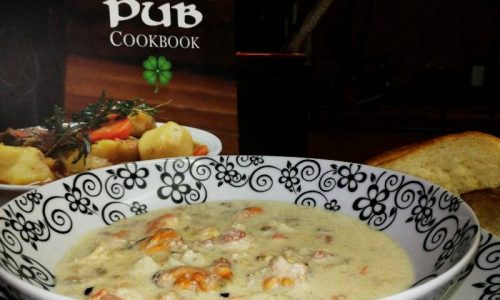 Seafood Chowder – la zuppa irlandese sulle nostre tavole