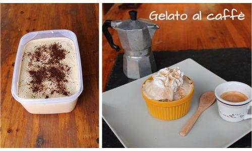 Gelato al caffè fatto in casa – anche senza gelatiera!