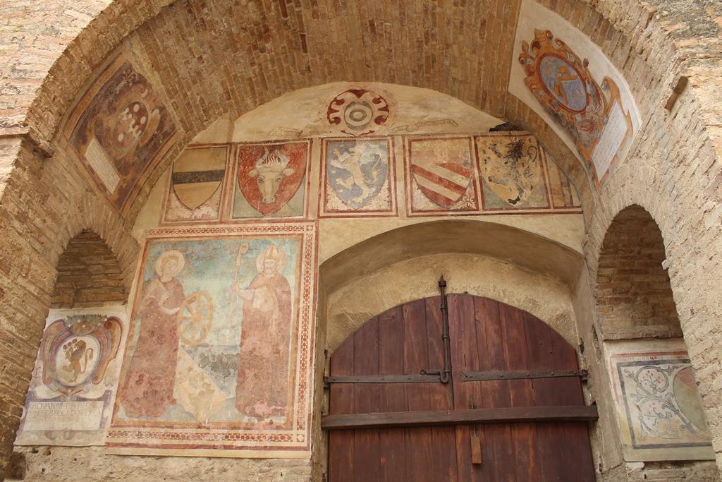San Gimignano - Palazzo del Popolo