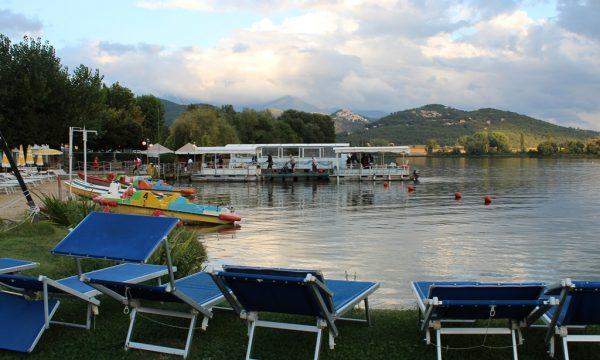 Labro e il Lago di Piediluco