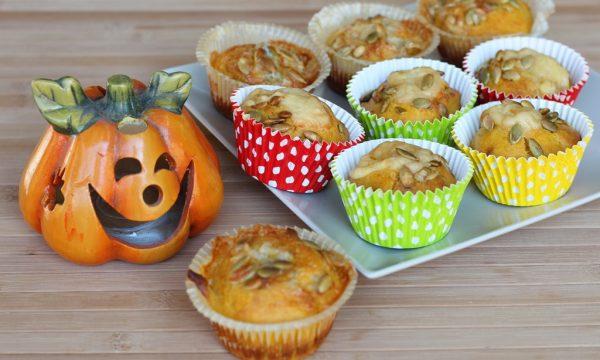 Muffin Zucca e Gorgonzola
