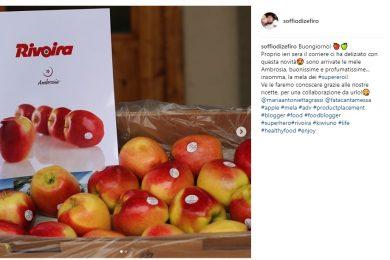 Sbriciolata alla mela Ambrosia – Il dolce dei supereroi