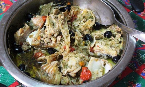 Stoccafisso all'anconetana – la nostra ricetta di famiglia