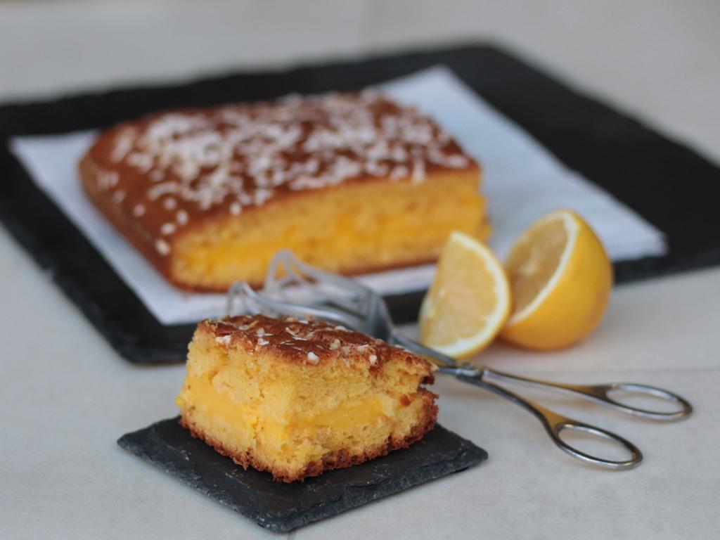 Torta cuor di Limone