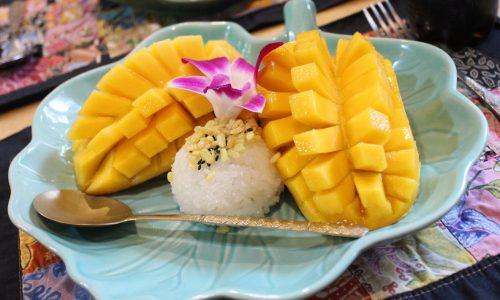 Mango sticky rice – il dessert thailandese!