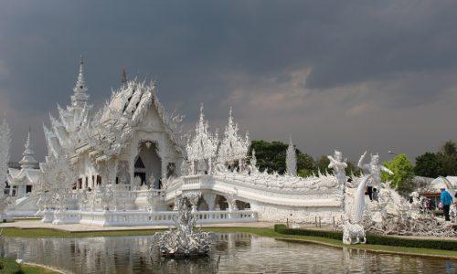 Chiang Rai – Il tempio Bianco (Wat Rong Khun)