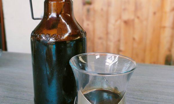 Liquore alla liquirizia fatto in casa – Anima Nera