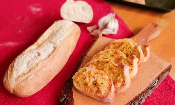 Garlic Bread – la ricetta che tutti credono italiana