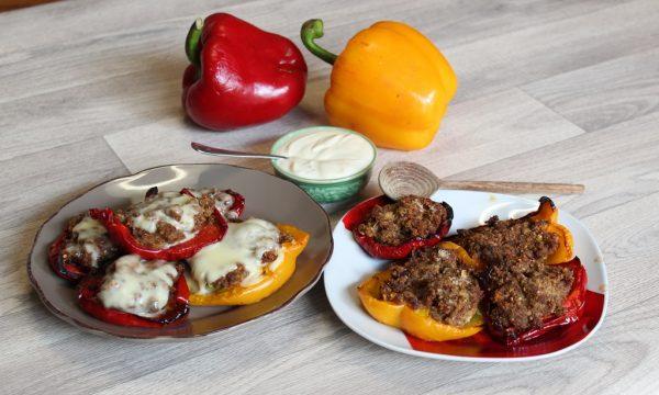 Peperoni ripieni di Carne – ricetta casalinga