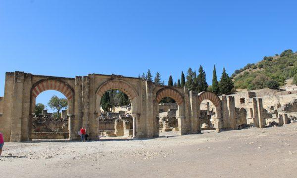 Il sito archeologico di Madinat al-Zahra