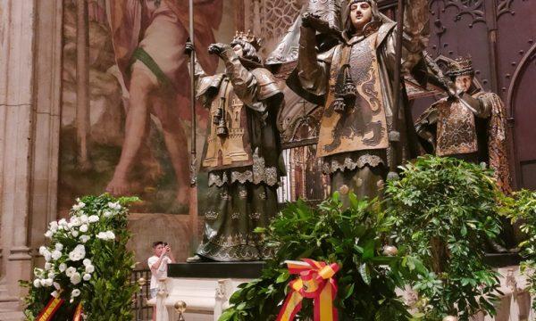 La Cattedrale e la Giralda – sul tetto di Siviglia!