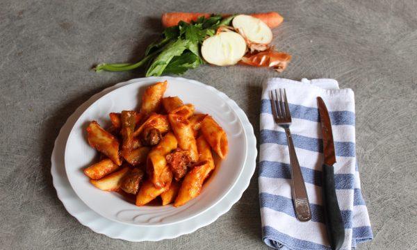 Maccheroni del Batte – il piatto tipico della mietitura marchigiana!
