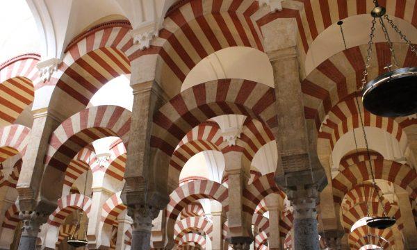 La Mezquita di Cordoba – la voglia di camminare con il naso all'insù