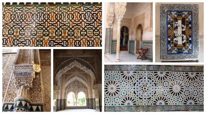 Dettagli dell'Alhambra