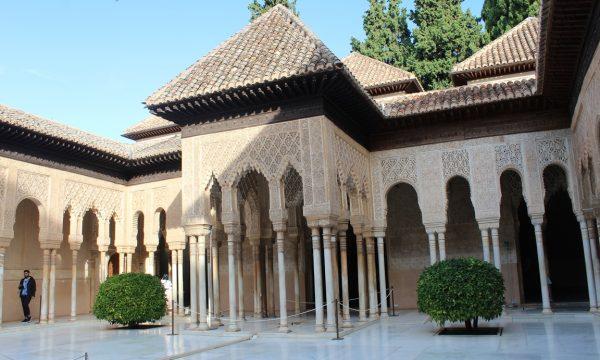 Alhambra e Generalife – patrimonio dell'Unesco a Granada