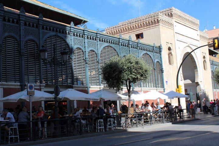 Malaga, Mercato di Atarazanas