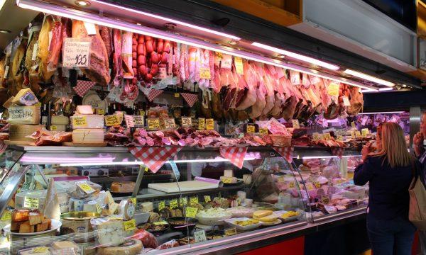 Mercato di Atarazanas – Mangiare a Malaga