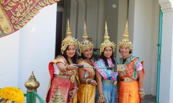 Wat Pho – Il tempio del Buddha Sdraiato